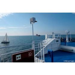 Sur le ferry pour l'Ile de Groix