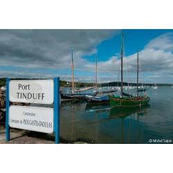 Bateaux dans le port de Tinduff
