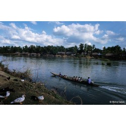 Le Mékong à Don Khon