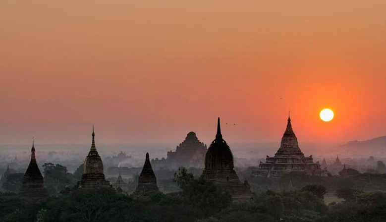 Les photos du Myanmar (Birmanie) - ici à Bagan