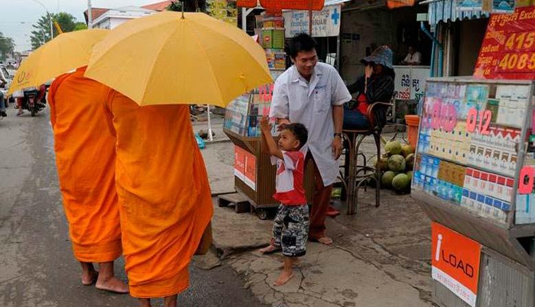 Phnom-Penh, Battambang, Siem-Reap, Angkor ..