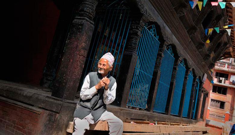 Les photos du Népal, ici à Katmandou