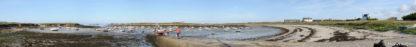 Panorama Porspaul le matin