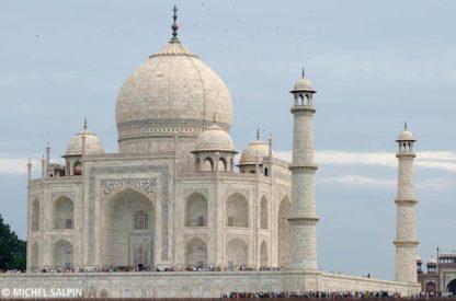Le Taj Mahal - Agra