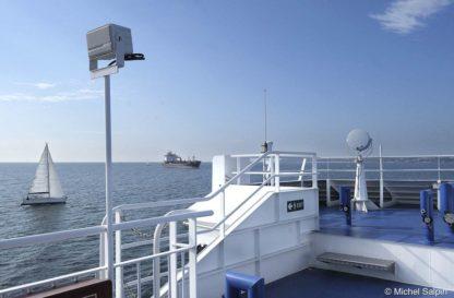 Sur le Ferry vers l'ile de Groix