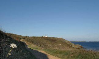 Le sentier côtier entre Bertheaume et Saint-Mathieu - Plougonvelin