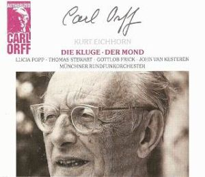 Carl-Orff-Die-Kluge