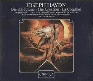 Haydn-Die-Schöpfung-Kubelik