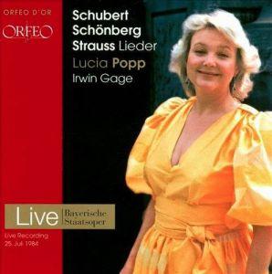 Schubert-Schönberg-Strauss