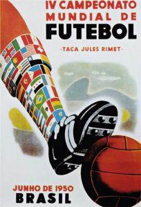 1950 - Brésil