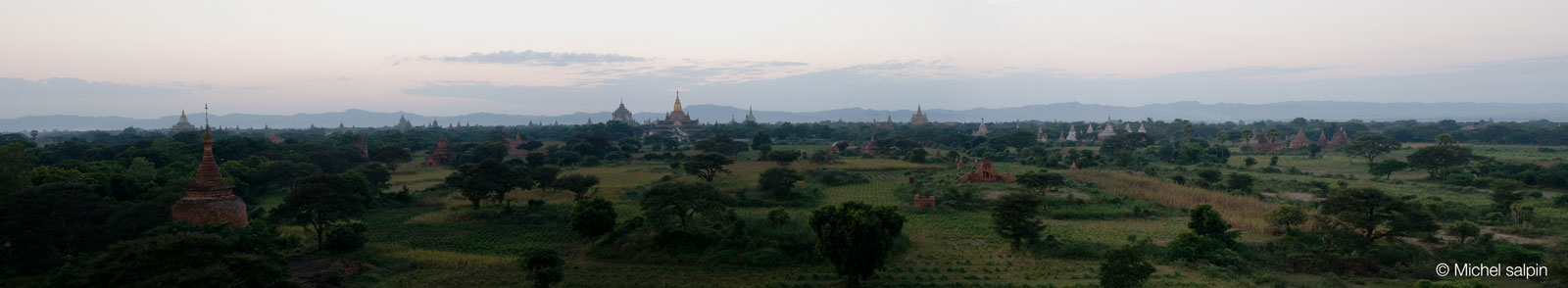 Bagan - Birmanie - Myanmar