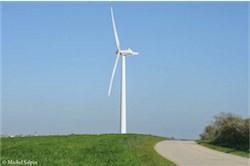 Les éoliennes de Ploumoguer dans le Finistère (29)