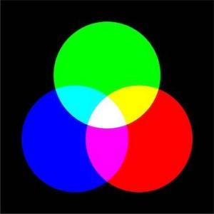 Les couleurs rvb