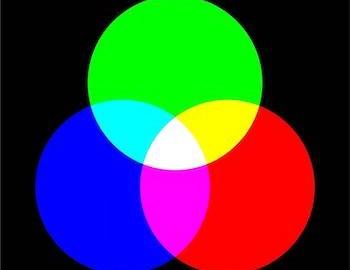 Les couleurs rgb