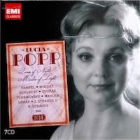 Lucia Popp, cantatrice soprano opéra