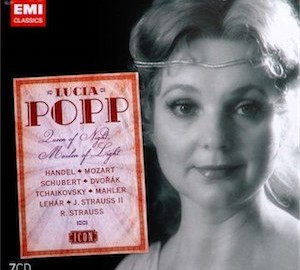 Lucia Popp - soprano opéra