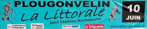 La littorale 2018 - Plougonvelin - Saint-Mathieu - Bertheaume