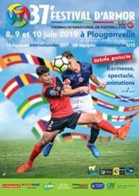 37e Tournoi International de Football à Plougonvelin les 8, 9 et 10 juin 2019