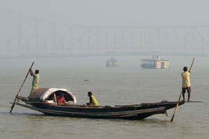 Calcutta, capitale de l'Etat du Bengale