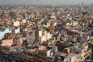 New-Delhi, capitale de l'Inde