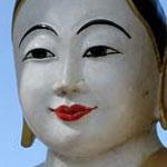 Bhamo sur le fleuve Irrawaddy