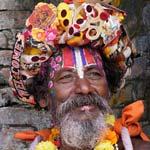 Portrait à Katmandou