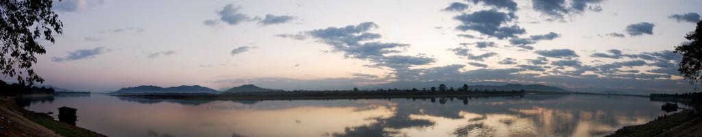 Panorama Mytkhyina - Birmanie